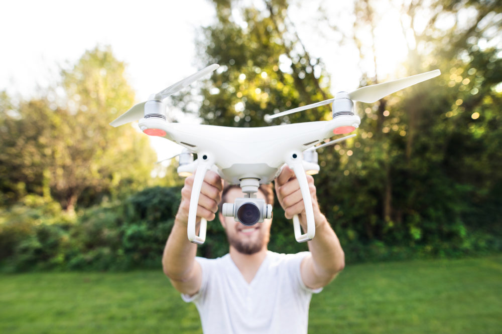 Drones and Real Estate – Is The Future Here?